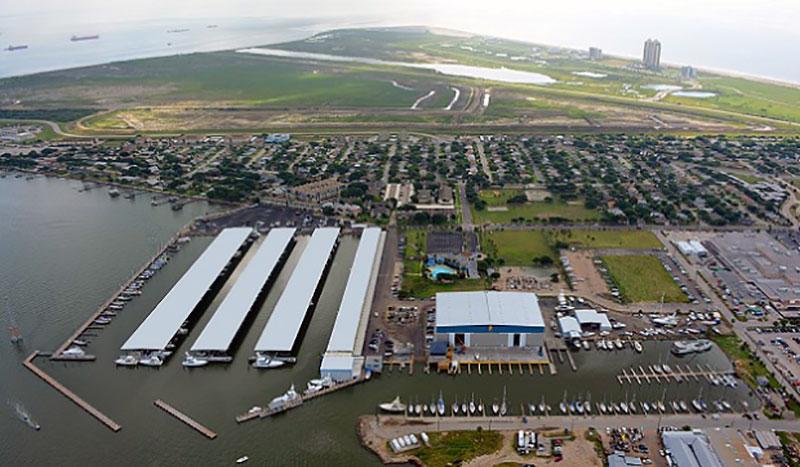 Marina Galveston Yacht Basin
